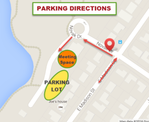 PARKING DIRECTIONS